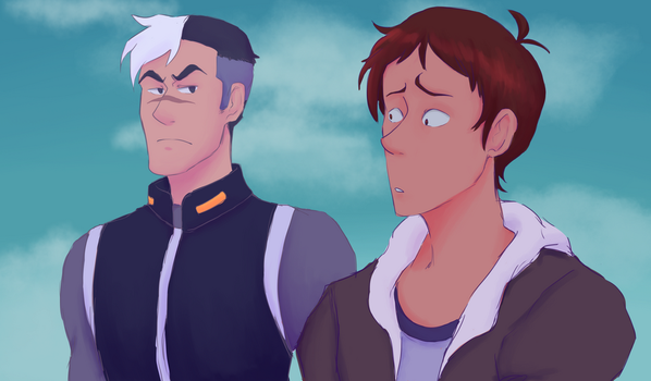 [screenshot redraw] Space Dad Disapproves by hiiritan