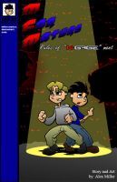 "Rules of ""N-Gage"" ment Cover by MFM-comics"