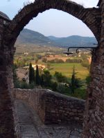 Spello, Looking Down by Gianni36