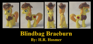 Blindbag Braeburn by Gryphyn-Bloodheart
