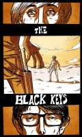 The Black Keys by odanchin