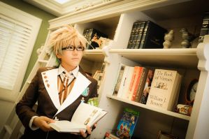 Kent from Amnesia II by sharuruka