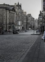Royal Mile by Magnius159