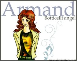 VC - Chara design: Armand by Rucci