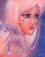 The Last Unicorn by Ethrendil