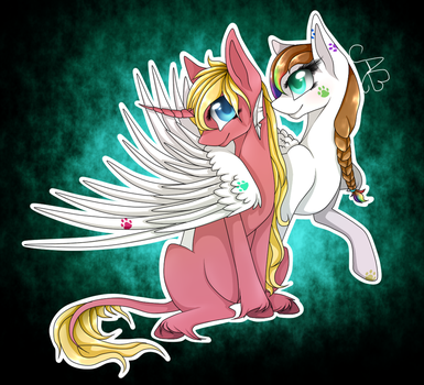 BFF (OTA Payment) by Alissa1010