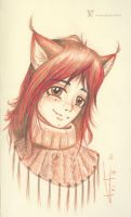 cat softness by Keila-the-fawncat