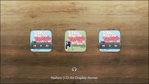 Harken for CD Art Display by parry