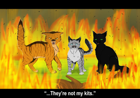 Not My kits... by XWildWolves