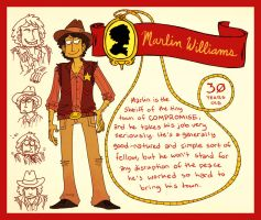 MARLIN WILLIAMS by MyNameIsMad