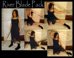 River Blade Pack by M3-Productions