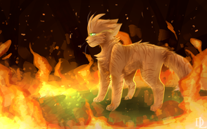 The Fire Will Save Our Clan by Demi--Lune