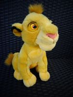 Rare Dutch Simba cub plush by Gallade007