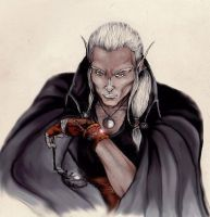 drizzt by ectasydragon85