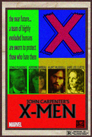 John Carpenter's X-Men by AtomTastic