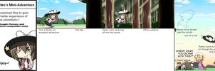Renko's Mini-Adventure: web layout assignment by Banzatou