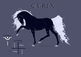 Cyrix Reference by OutcastAngel696