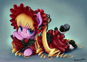 Ponify series - Shinku by BeamSaber
