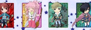 Tales of Chibis by Ashka-chan