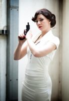 Ms. Irene Adler by HelloDarkside