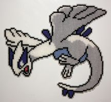 Lugia by behindthesofa
