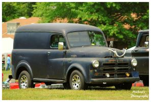 A 1948 Dodge Panel Truck by TheMan268