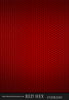 Red Hex by donvito62
