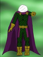.Mysterio. by MarcusWilliams
