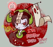 I'm Deader Than You by GlassWind