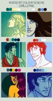 Color Meme by Terrizae