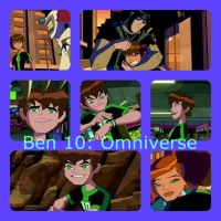 Ben 10:Omniverse by Nineonme