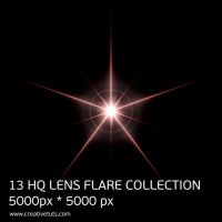 13 HQ LENS FLARE COLLECTION by Grasycho
