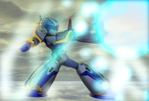 Buster Charge by DemonVash08