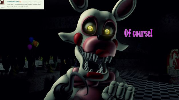 Ask/Dare the Fnaf crew (Question #5) by Chowie333