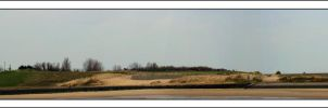 Dune in Breskens, Holland II by FastDevil76