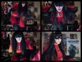 Violet Parr - The Incredibles -Cosplay by FlimsySquid