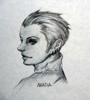Day #15: Balthier by Anadia-Chan
