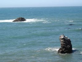 Beach: Offshore Rocks3 by sc4mp1