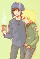 more craig n' tweek by mittens10
