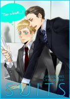 SUITS_2 by beepaint