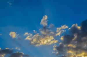 Yellow Clouds by dandelion-field