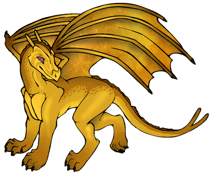 Pernworld - Gold Sonyxaeth by arazia