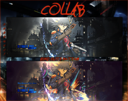 YU-GI-OH 5Ds Collab by H3R0sELIT3