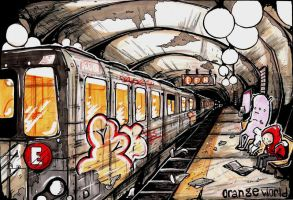 Subway by atomier