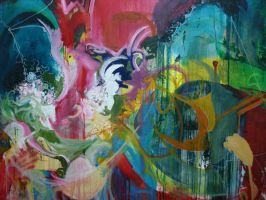 Untitled Collaboration by amnios
