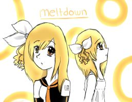 Hoshiko Emi _ Meltdown by Ashleythehedgehog101