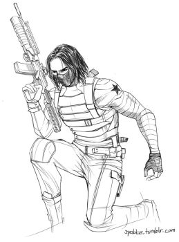 Winter Soldier by spobbs