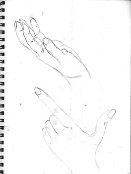 Hand Study 2 by chelsea-s21
