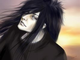 __Uchiha Madara__ by Rukinda