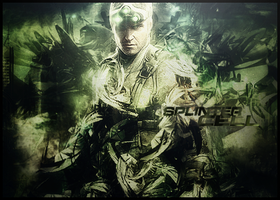 Splinter Cell by aSmoTiquE